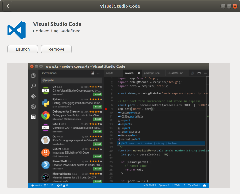 How to install Visual Studio Code on Ubuntu 18 04 · Lulu's blog