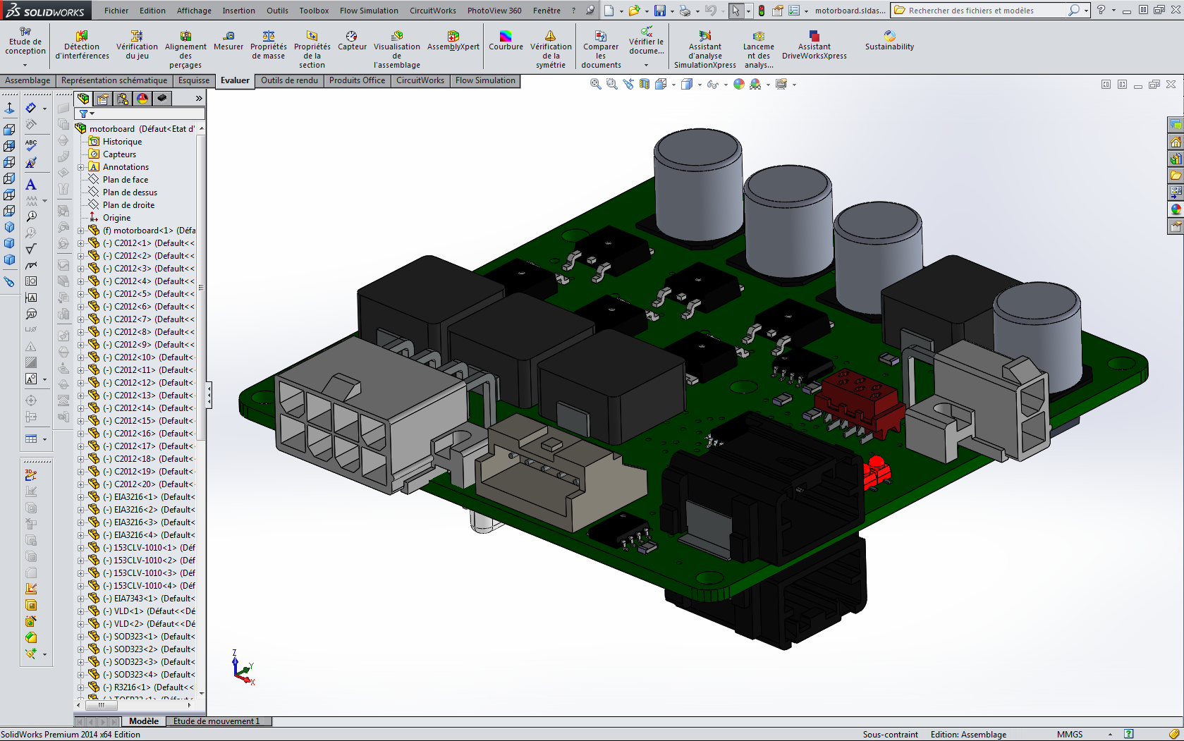 Create Solidworks 3d Model From Eagle Lulus Blog Wire Diagram Idf Exporter