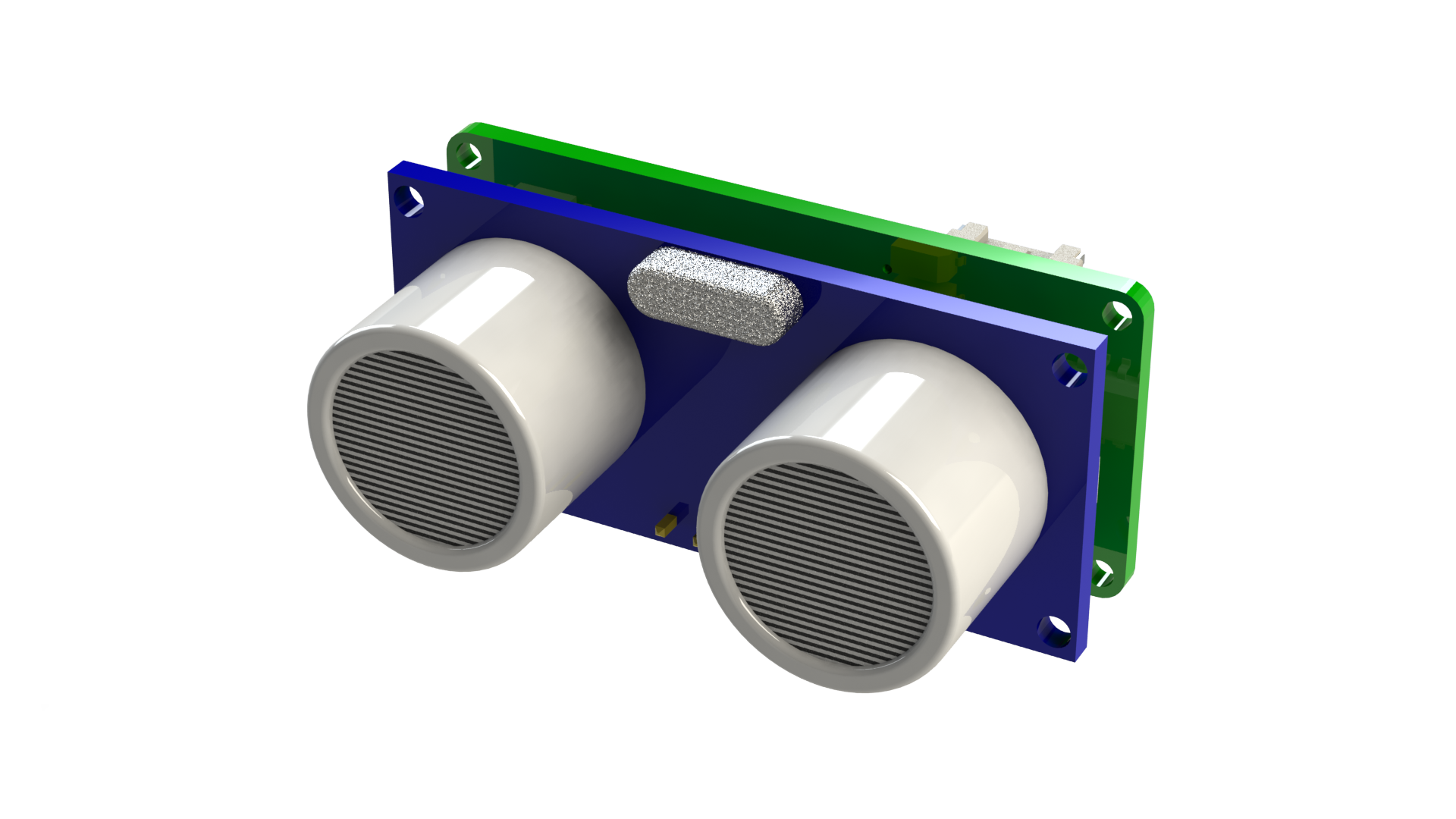 Can Bus Ultrasonic Distance Sensor Lulus Blog Interfacing Sensors With Pic Microcontroller 3d Front View Of The
